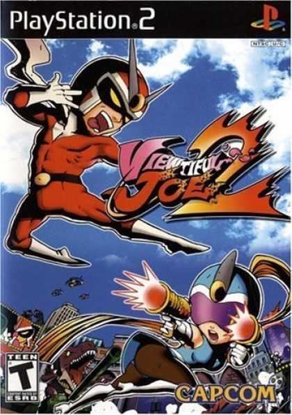 Bestselling Games (2006) - Viewtiful Joe 2