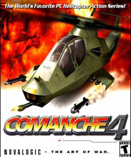 Bestselling Games (2006) - Comanche 4