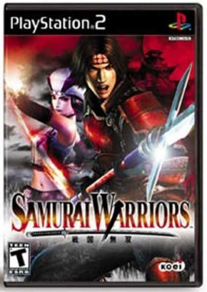 Bestselling Games (2006) - Samurai Warriors