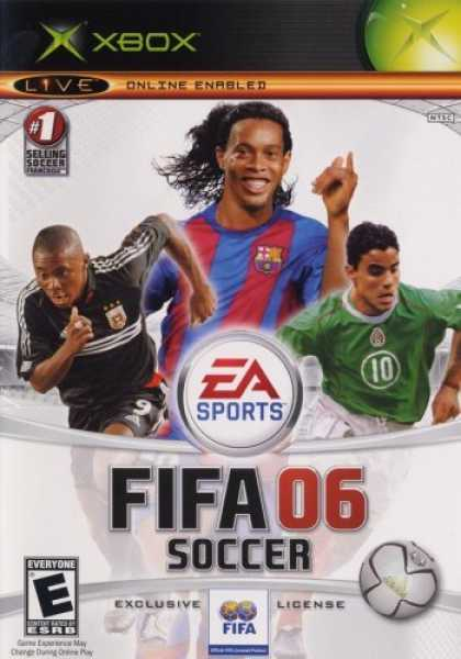Bestselling Games (2006) - FIFA Soccer 06