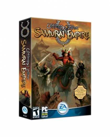 Bestselling Games (2006) - Ultima Online: Samurai Empire Expansion Pack