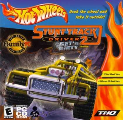 Bestselling Games (2006) - Hot Wheels Stunt Track Driver 2 (Jewel Case)