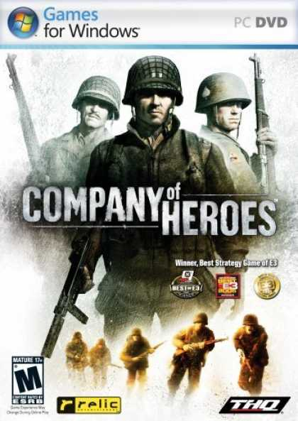Bestselling Games (2006) - Company of Heroes DVD-Rom