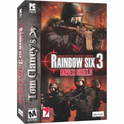 Bestselling Games (2006) - Tom Clancy's Rainbow Six 3: Ravenshield