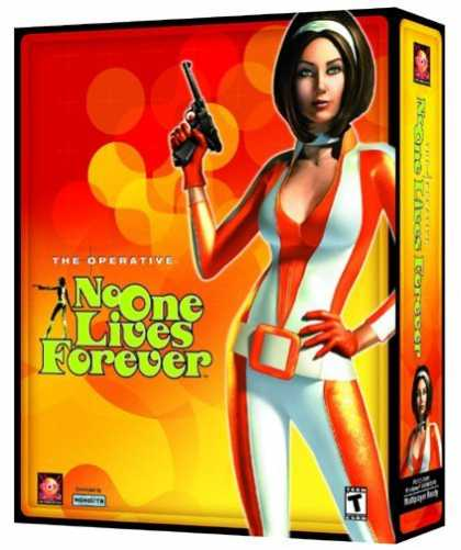 Bestselling Games (2006) - No One Lives Forever