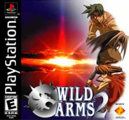 Bestselling Games (2006) - Wild Arms 2
