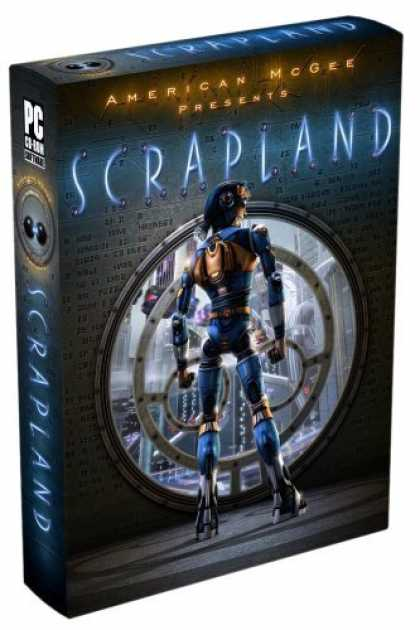 Bestselling Games (2006) - Scrapland