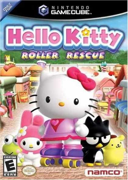 Bestselling Games (2006) - GC Hello Kitty Roller Rescue