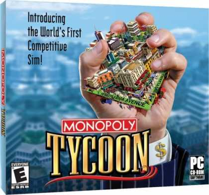 Bestselling Games (2006) - Monopoly Tycoon