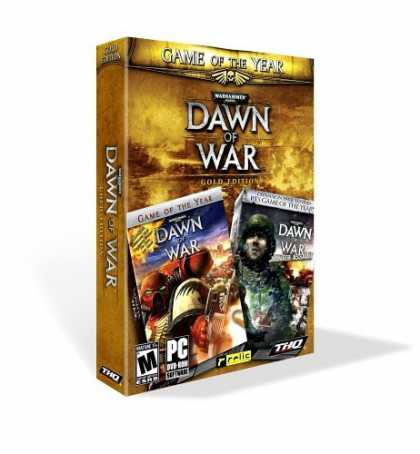 Bestselling Games (2006) - Warhammer 40,000 Dawn of War Gold Edition
