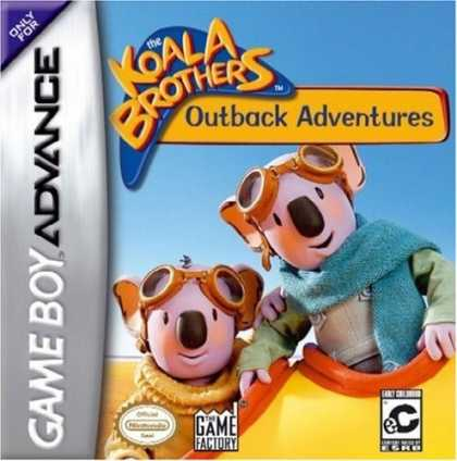 Bestselling Games (2006) - Koala Brothers: Outback Advantures