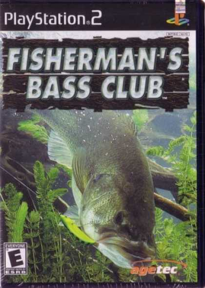 Bestselling Games (2006) - Fisherman's Bass Club