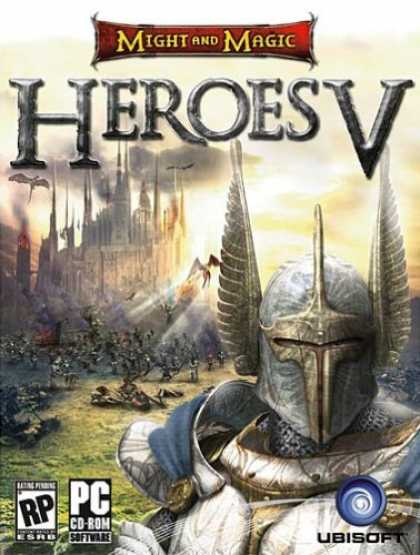 Bestselling Games (2006) - Heroes of Might & Magic 5
