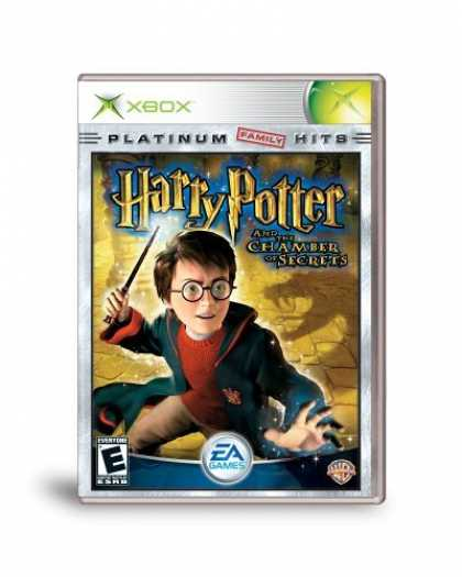 Bestselling Games (2006) - XBX HARRY POTTER CHAMBER OF SECRETS