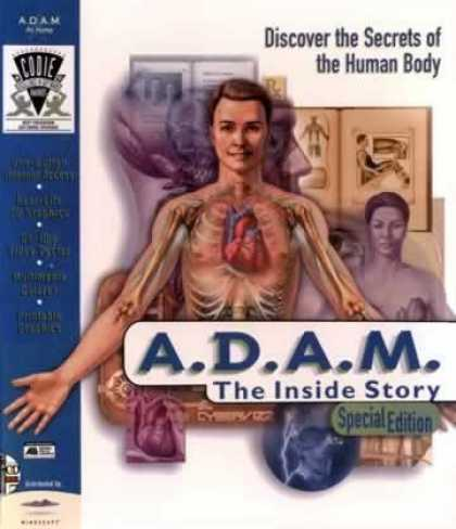 Bestselling Games (2006) - A.D.A.M. The Inside Story