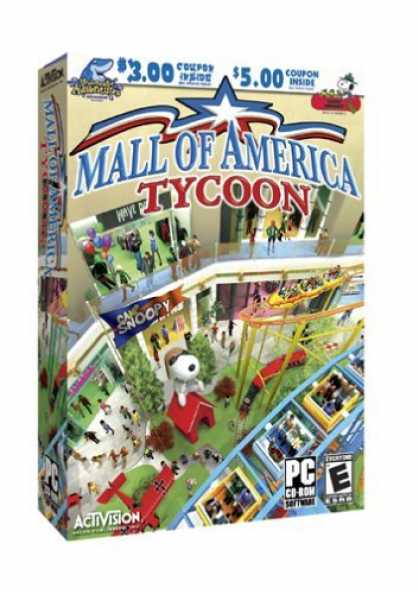 Bestselling Games (2006) - Mall of America Tycoon