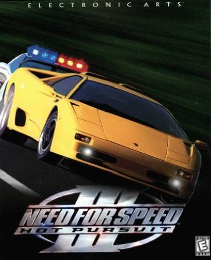 Bestselling Games (2006) - Need For Speed 3: Hot Pursuit
