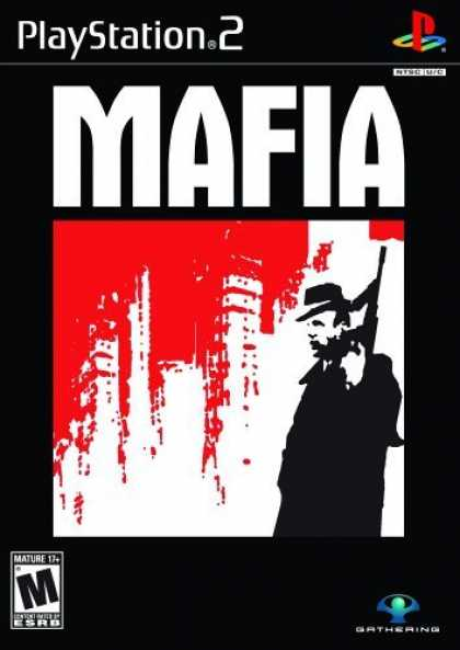 Bestselling Games (2006) - Mafia for PlayStation 2