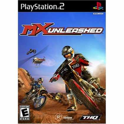 Bestselling Games (2006) - MX Unleashed for PlayStation 2