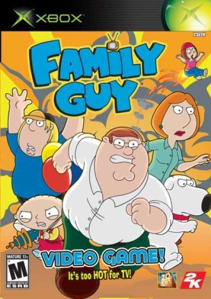 Bestselling Games (2006) - Family Guy