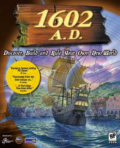 Bestselling Games (2006) - 1602 A.D.