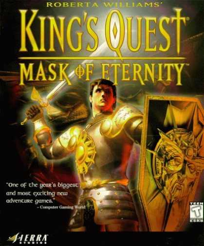 Bestselling Games (2006) - King's Quest 8: Mask of Eternity