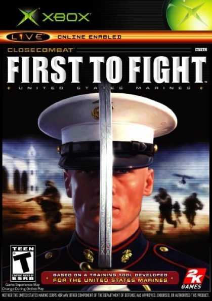 Bestselling Games (2006) - Close Combat: First To Fight for Xbox