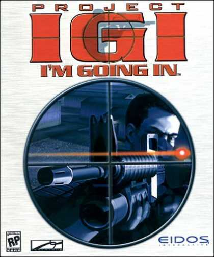 Bestselling Games (2006) - Project IGI: I'm Going In