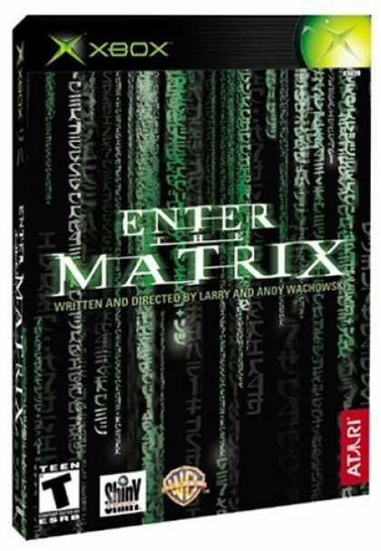 Bestselling Games (2006) - Enter the Matrix