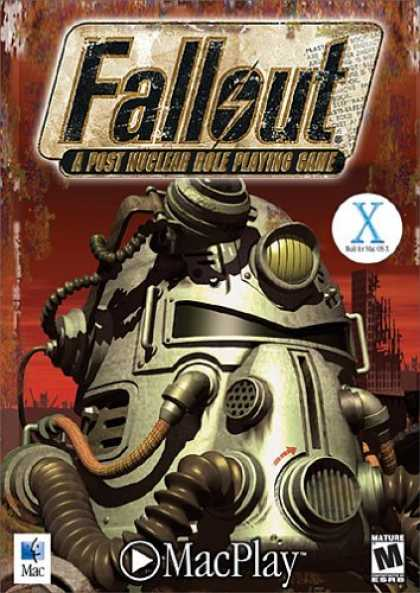 Bestselling Games (2006) - Fallout (Mac)