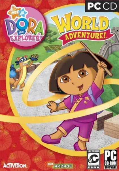 Bestselling Games (2006) - Dora's World Adventure