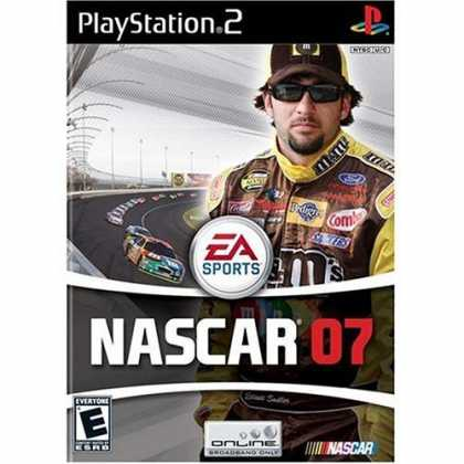 Bestselling Games (2006) - NASCAR 2007 (PS2)