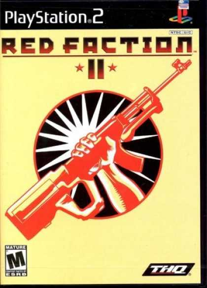 Bestselling Games (2006) - Red Faction II