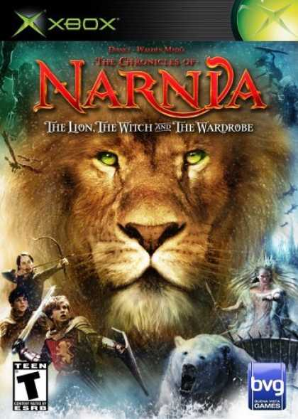 Bestselling Games (2006) - Chronicles of Narnia The Lion, The Witch, and The Wardrobe