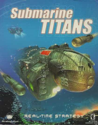 Bestselling Games (2006) - Submarine Titans