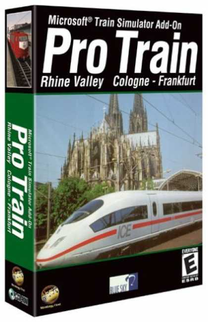 Bestselling Games (2006) - Pro Train: Microsoft Train Simulator Add On
