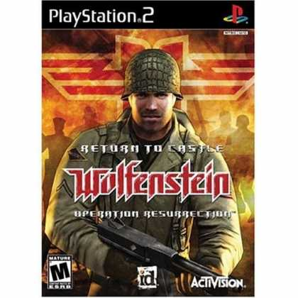 Bestselling Games (2006) - Return to Castle Wolfenstein: Operation Resurrection