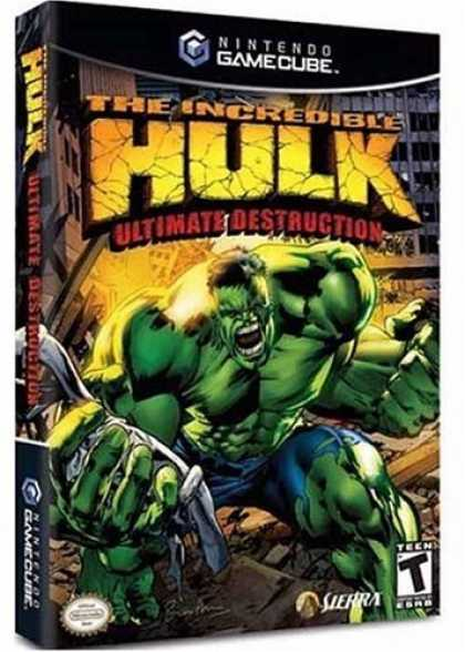 Bestselling Games (2006) - Incredible Hulk The Ultimate Destruction