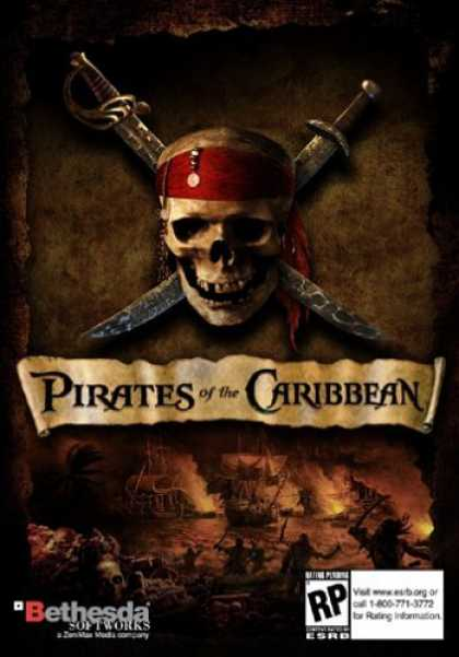 Bestselling Games (2006) - Pirates of The Caribbean