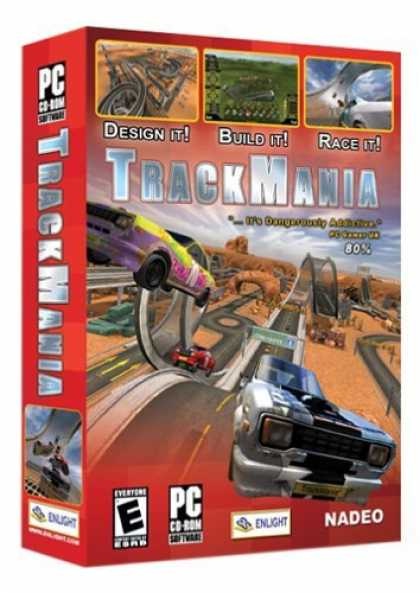 Bestselling Games (2006) - TrackMania (DVD)