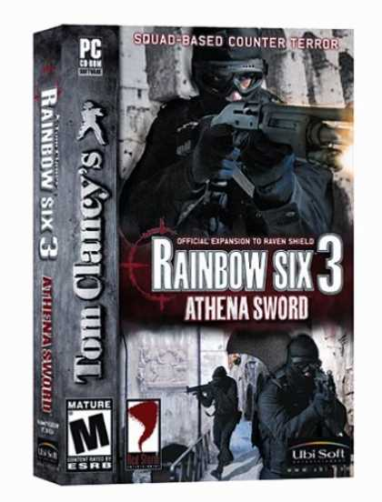 Bestselling Games (2006) - Tom Clancy's Rainbow Six 3: Athena Sword