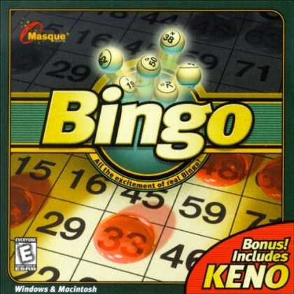 Bestselling Games (2006) - Masque Bingo & Keno (Win/Mac)
