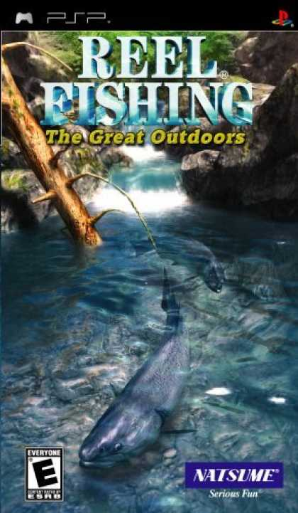 Bestselling Games (2006) - Reel Fishing: The Great Outdoors