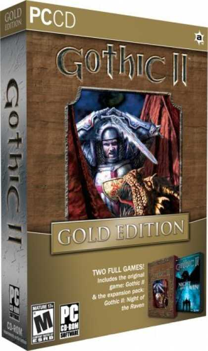 Bestselling Games (2006) - Gothic 2 Gold