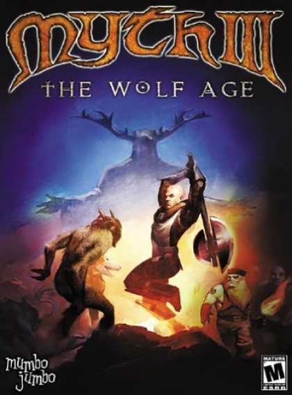 Bestselling Games (2006) - Myth 3 The Wolf Age