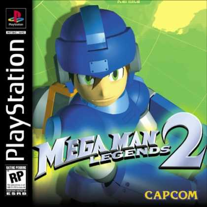 Bestselling Games (2006) - Mega Man Legends 2