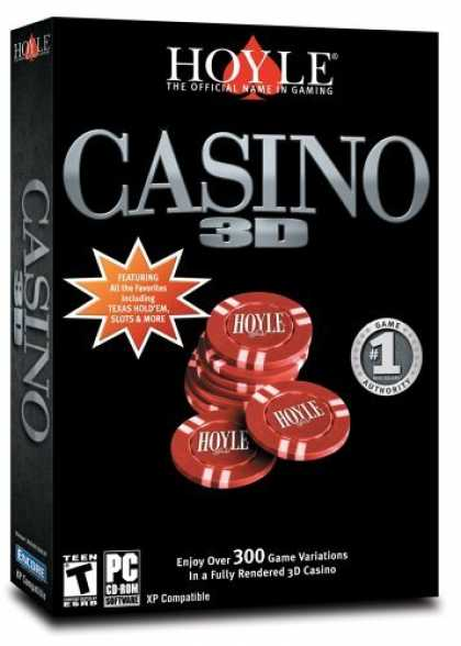 Bestselling Games (2006) - Hoyle 3D Casino