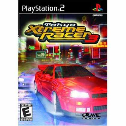 Bestselling Games (2006) - Tokyo Xtreme Racer 3