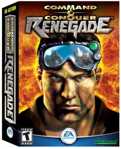Bestselling Games (2006) - Command & Conquer: Renegade
