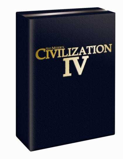 Bestselling Games (2006) - Sid Meier's Civilization IV Special Edition